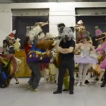 Colorado Ballet does the Harlem Shake