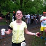 Cross-training: Dd contributor Alexandra Pinel trains for her first marathon.for dancers