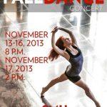 SMU Fall Dance Concert