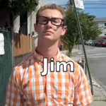 Matthew C. Donnell presents The Adventures of Jim