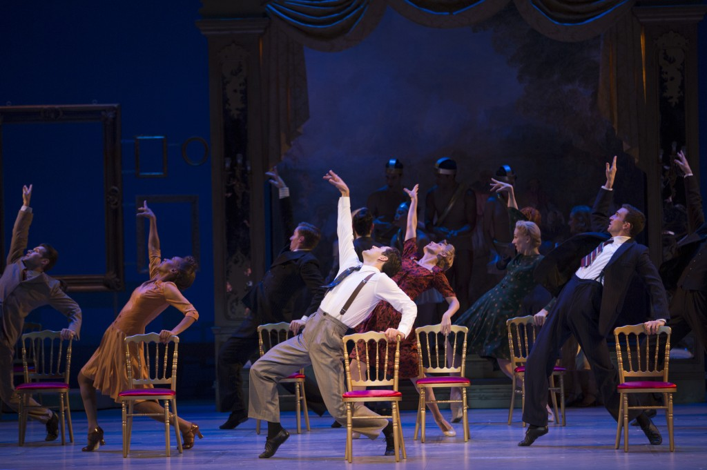 An American in Paris Company Photo by Angela Sterling, (c) 2014