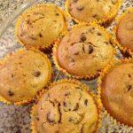 Sunflower Butter Muffins