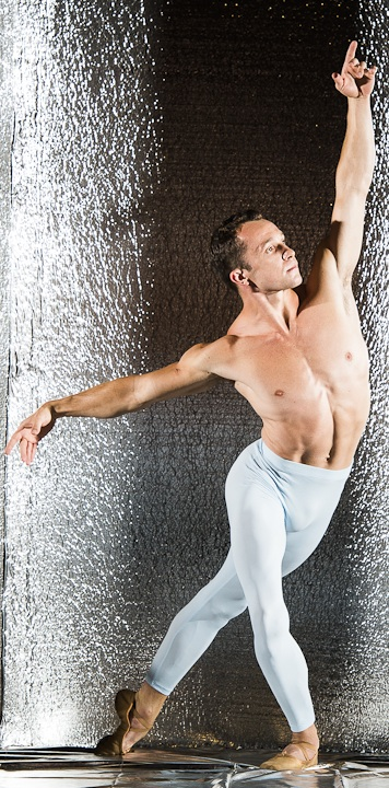 MDT dancer Adam Still; Photo by Parker J. Pfister