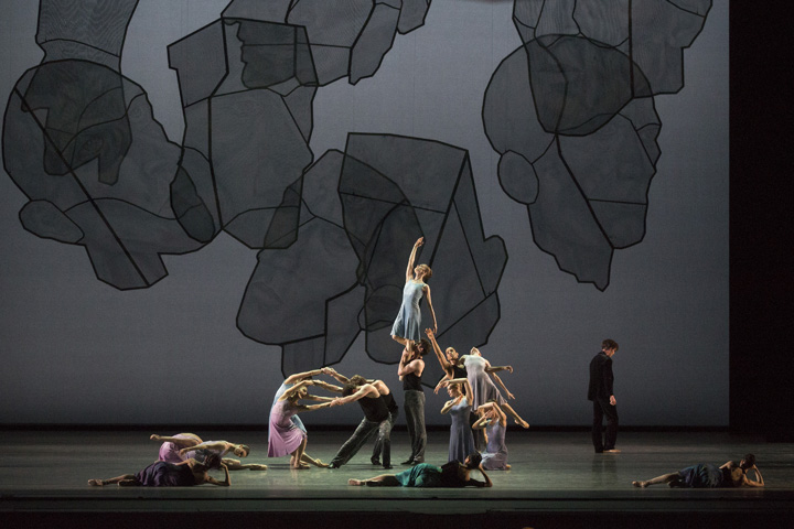 Scene from Chamber Symphony.  Photo: Rosalie O'Connor.