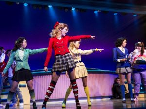 Cast of Heathers the Musical (Photo: Chad Batka)