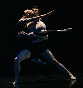 """Berceuse"" Christine Winkler and Jonah Hooper (Photo: Charlie McCullers)"