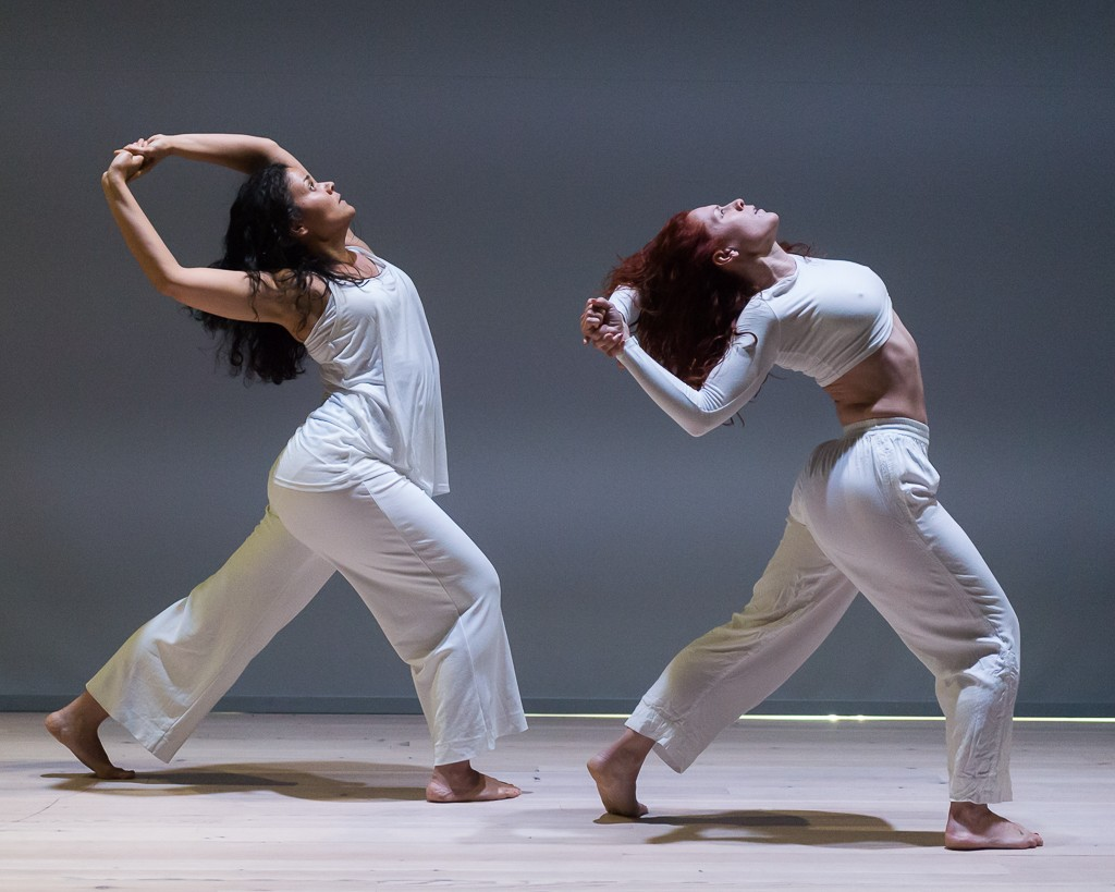 Heidi Latsky Dance at the WhitneyPhoto by Darial Sneed