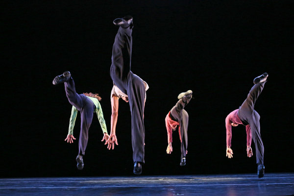 Malpaso Dance Company. Photo by Ruby Washington for the New York Times.